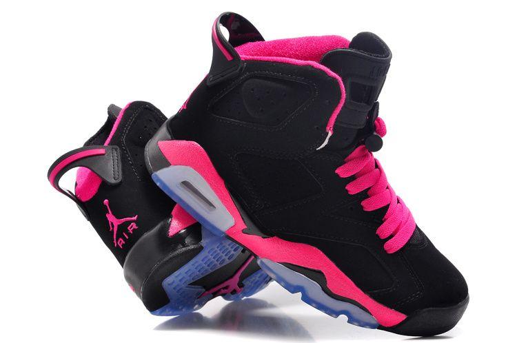 Womens-Air-Jordan-6-Retro-GS-Black-Fusion-Pink-For-Sale-Online-3.jpg  (750�498)
