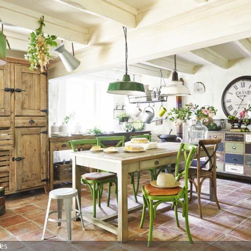 Französischer Landhausstil | Französischer Landhausstil, Rustikale