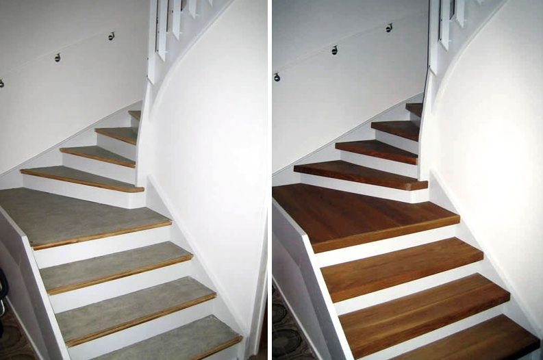 bygga en trappa inomhus - Sök på Google  Stairs  Pinterest ...
