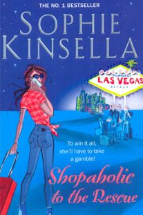 To Las Vegas    and beyond! Becky Brandon (nee Bloomwood) is