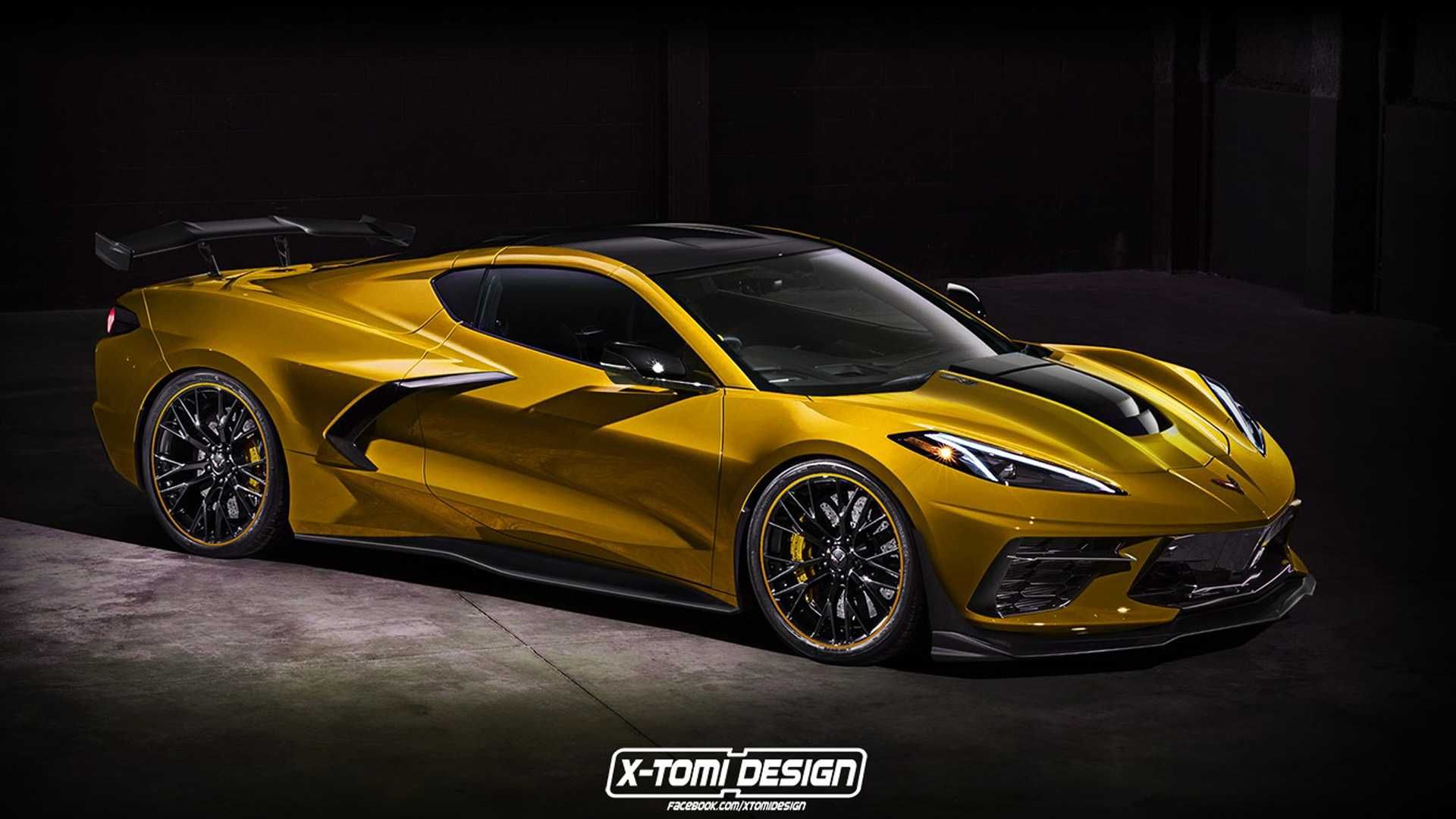 2020 Chevrolet Corvette Zr1 Allowed For You To My Website In