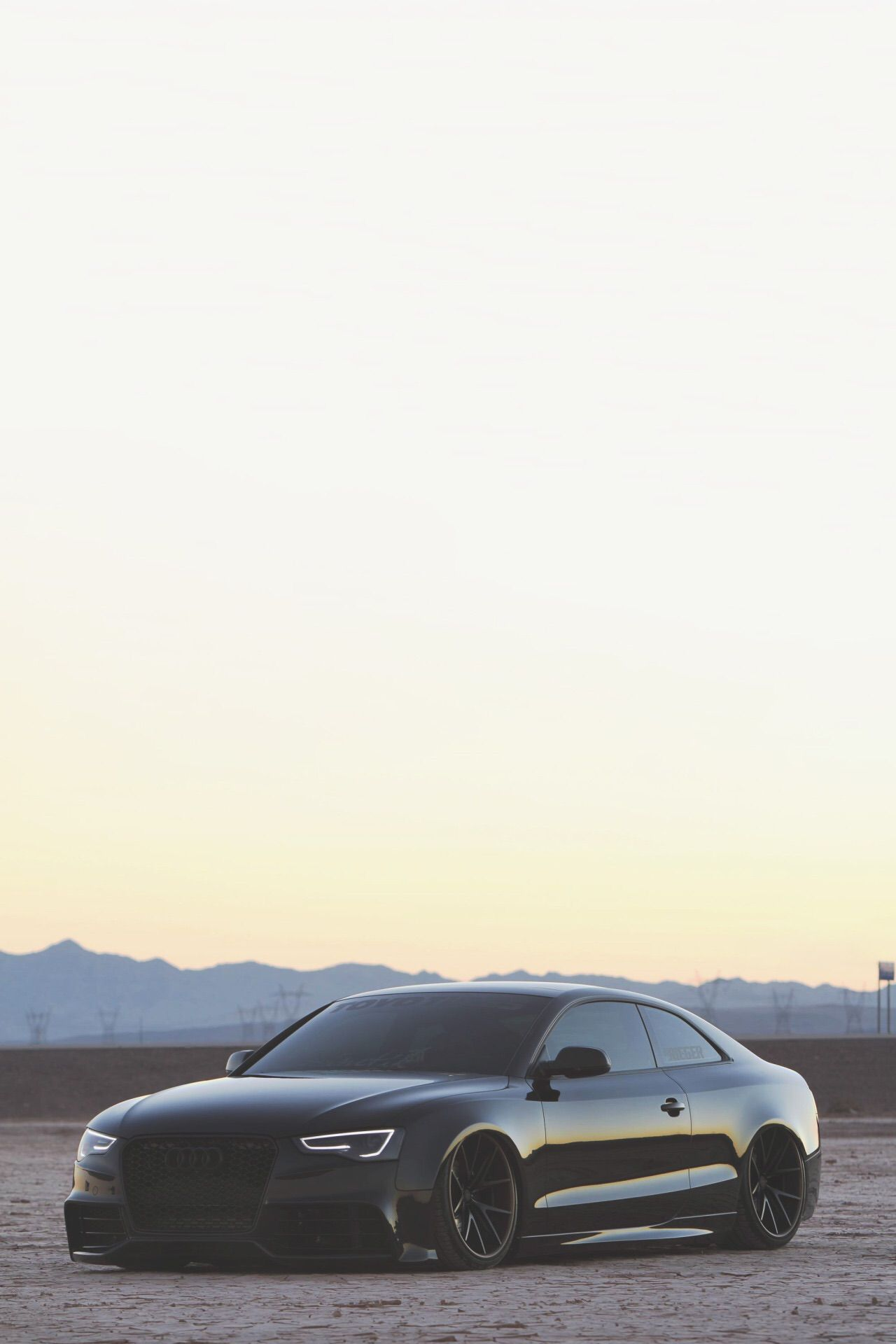 Murdered R8 Audi a5, Audi s5, Car