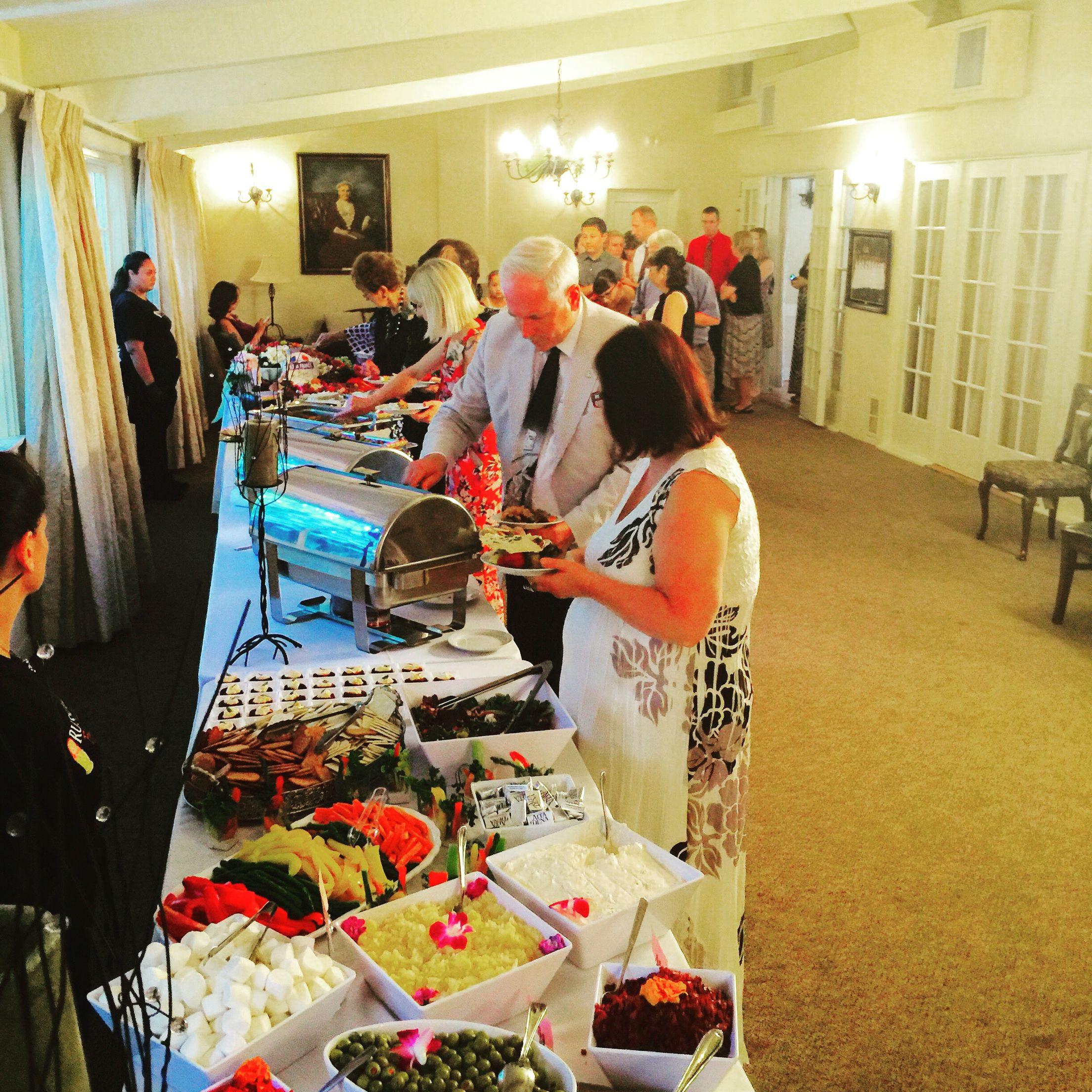 Wedding Buffet - gluten free, kosher, vegan and vegetarian ...