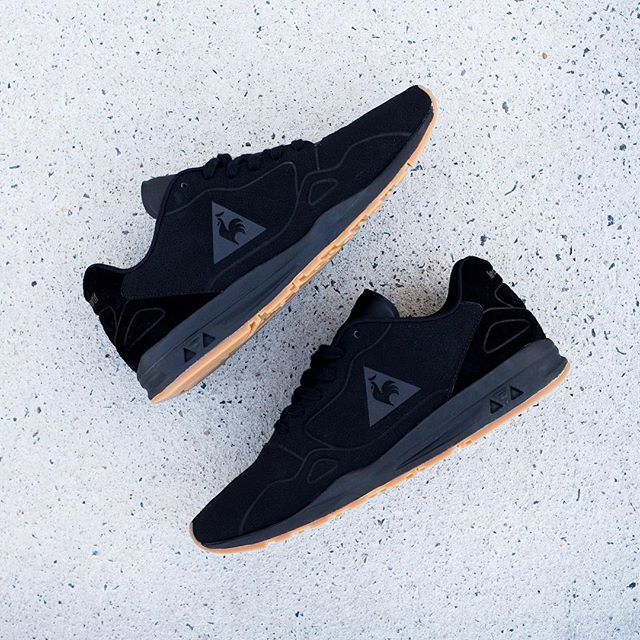 bbaf255298b Calzado Nike · Zapatillas Deportivas · Calzas · Zapatos · Estilo · Le Coq  Sportif RXX  Black Nubuck Calzado Hombre