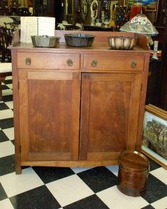 1860 S Antique Walnut Cupboard Jelly Cabinet At Charlies Antiques In Williamsburg Va Primitive Furniture Walnut Cupboard Antiques