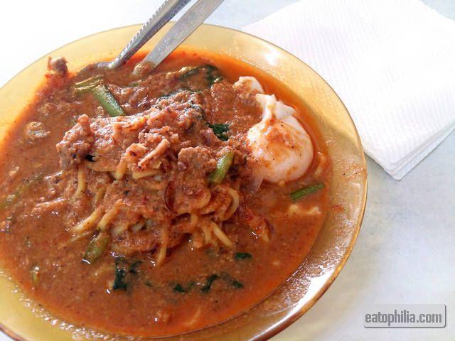 Mee Bandung Muar Abu Bakar Hanipah Muar Johor Malaysian Food Muar Food