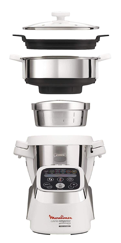 Planifique Sus Robot De Cocina Moulinex Mk708810 Stock De Cocinas Muebles
