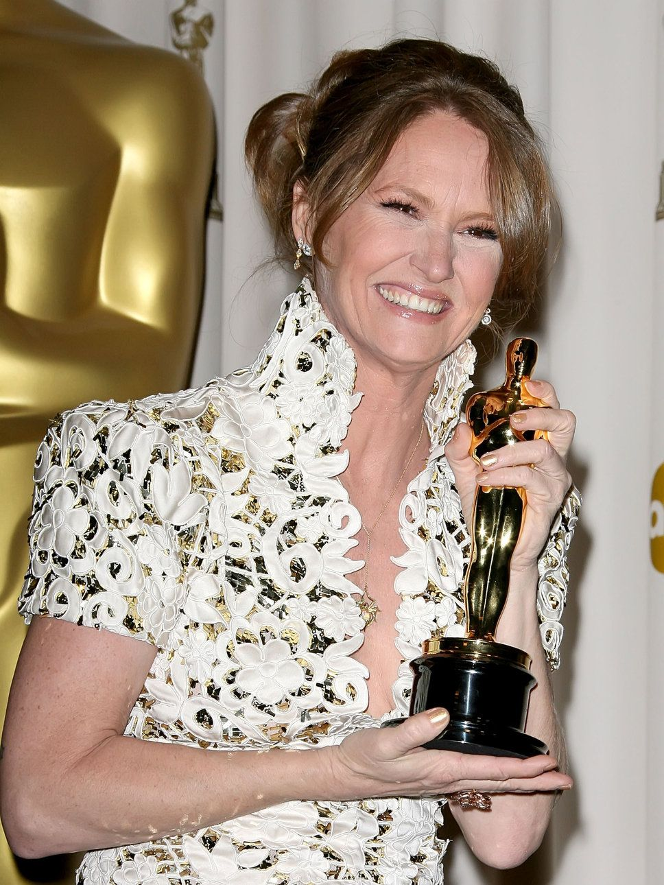 Melissa Leo - Best Supporting Actress for The Fighter, 2010