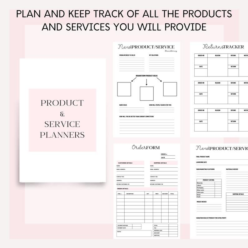 Online business planner small business planner social