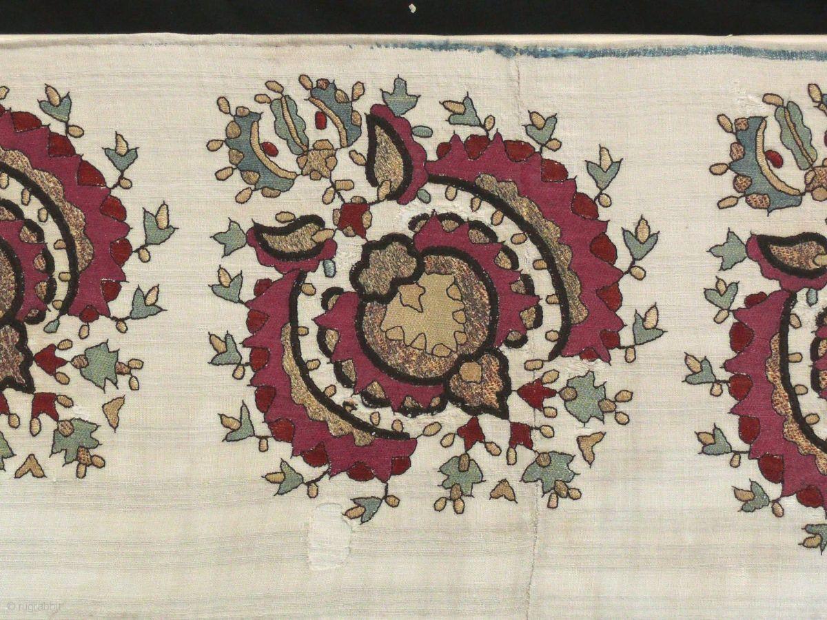 Ottoman textile th century x m gallery