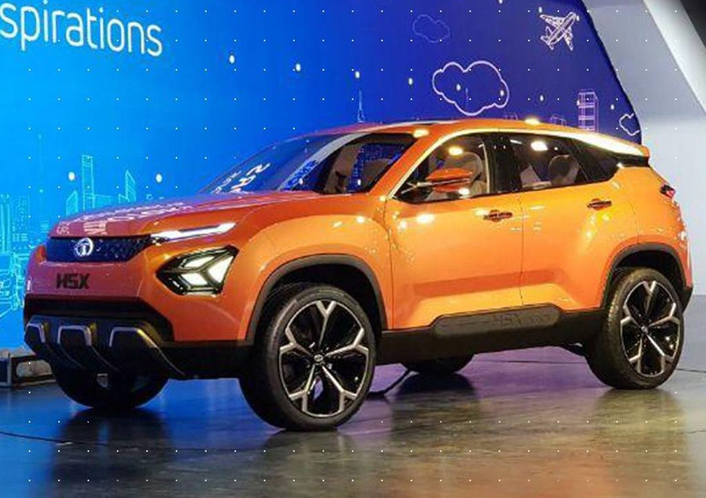 Tata H5X concept is Indian firm's first vehicle based on
