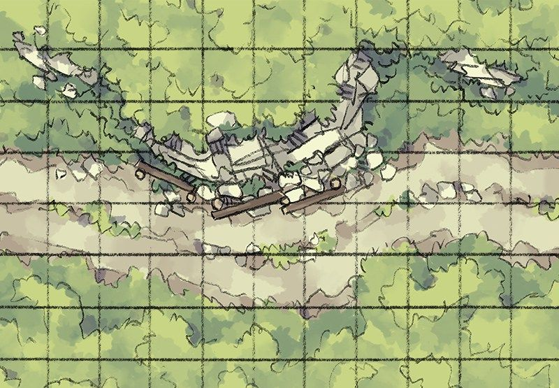 Roadside Rise | Great Maps | Map, Fantasy map, Dungeon maps