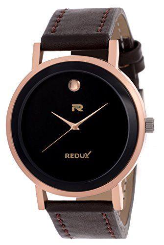 5a7d9f659 Redux Analog Black Dial Boys   Men s Watch - RWS0131S