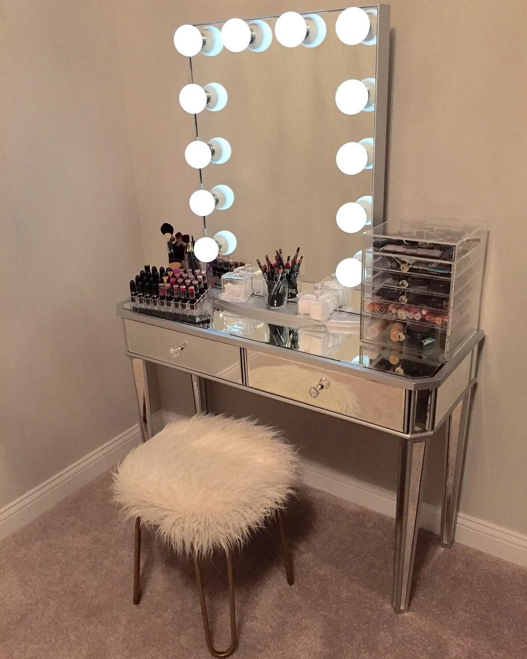 Pinterest Gaaabbriellaa Diy Vanity Mirror Beauty Room Vanity Makeup Beauty Room