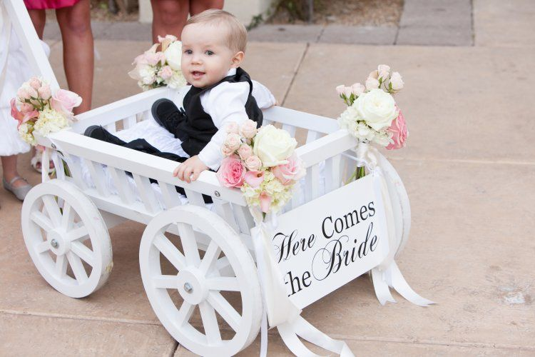 Wedding Planner Phoenix Arizona Wagon For Wedding Flower Girl Wagon Ring Bearer Wedding