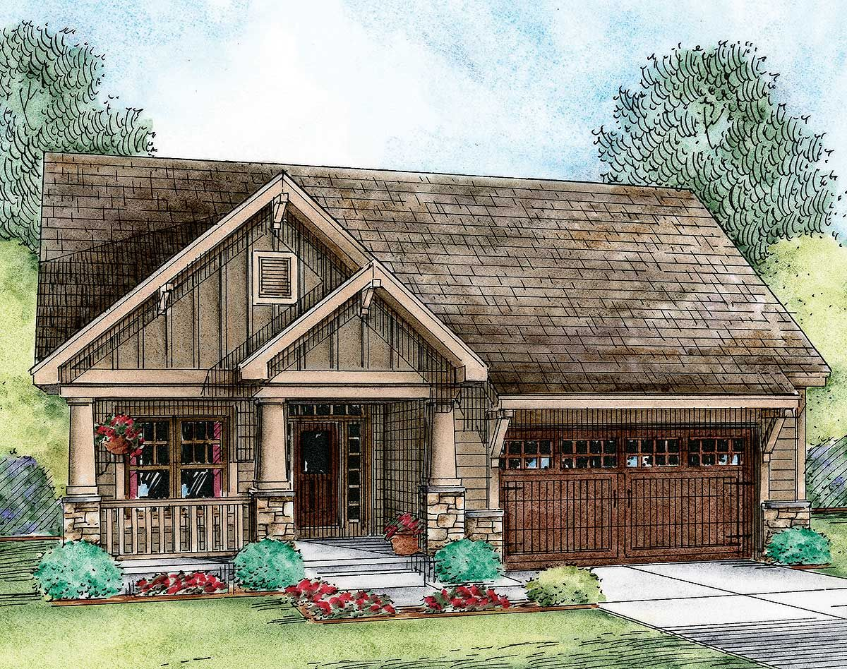 56 Best houses images | House plans, Small house plans, House floor plans