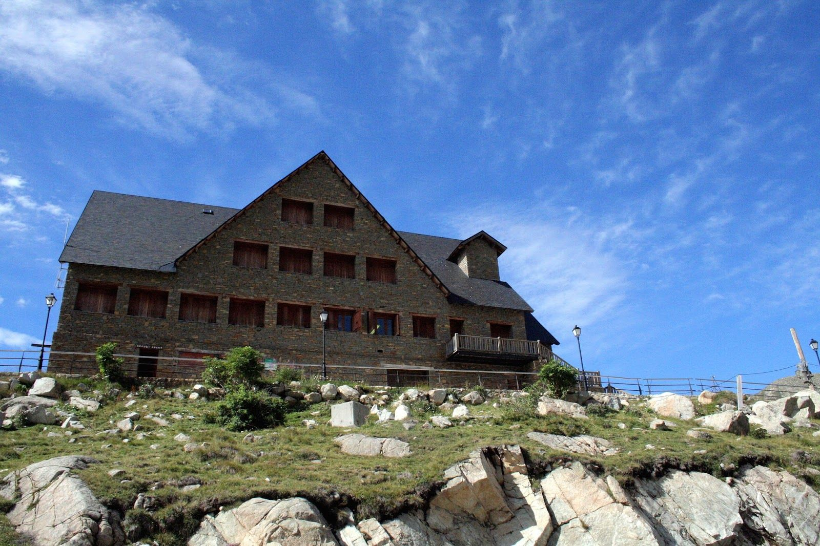 Rutas Mar & Mon: Ruta Organyà-Carrilet de la Vall Fosca-Andorra