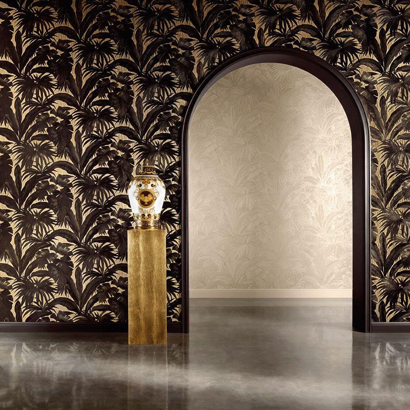 Pin von TAPETENMAX® auf Design Versace Home Tapeten Pinterest - goldene tapete modern design