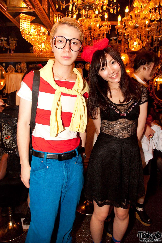 Itazura Tokyo Fashion Party