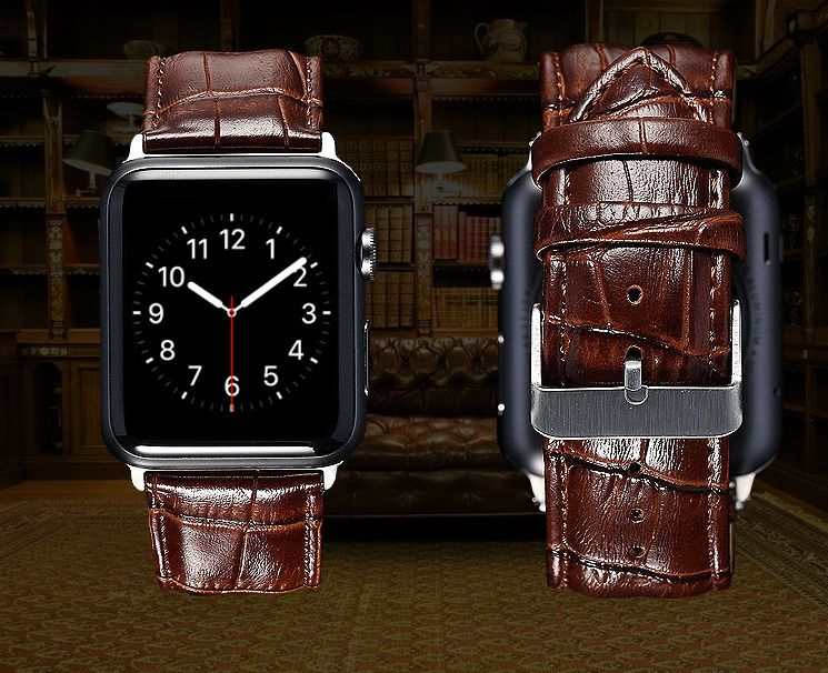 Best Leather Apple Watch Band 32mm 42mm Band For Apple Watch Series 3 Series 2 Series 1 Sp Apple Watch Bands Leather Apple Watch Leather Strap Apple Watch