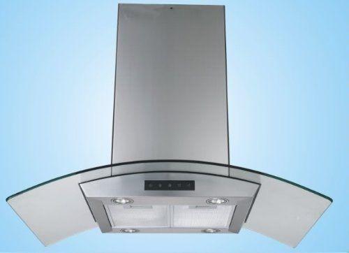 Robot Check Range Hood 30th Glass Kitchen Appliances Design
