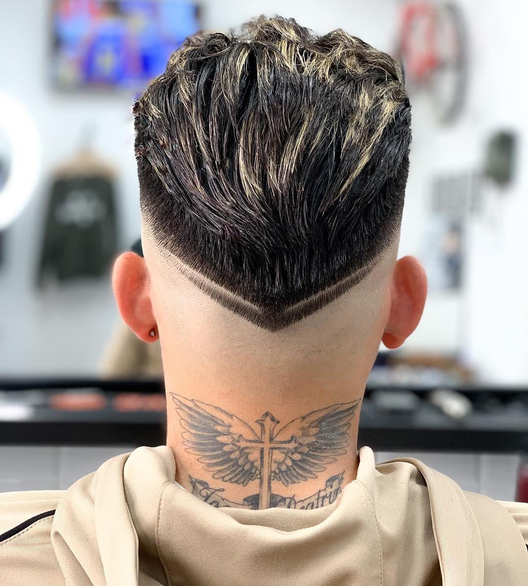 Frisurtrends 2019 Barbier Vthebarber Beard Styles Black Haircut Styles Hair And Beard Styles
