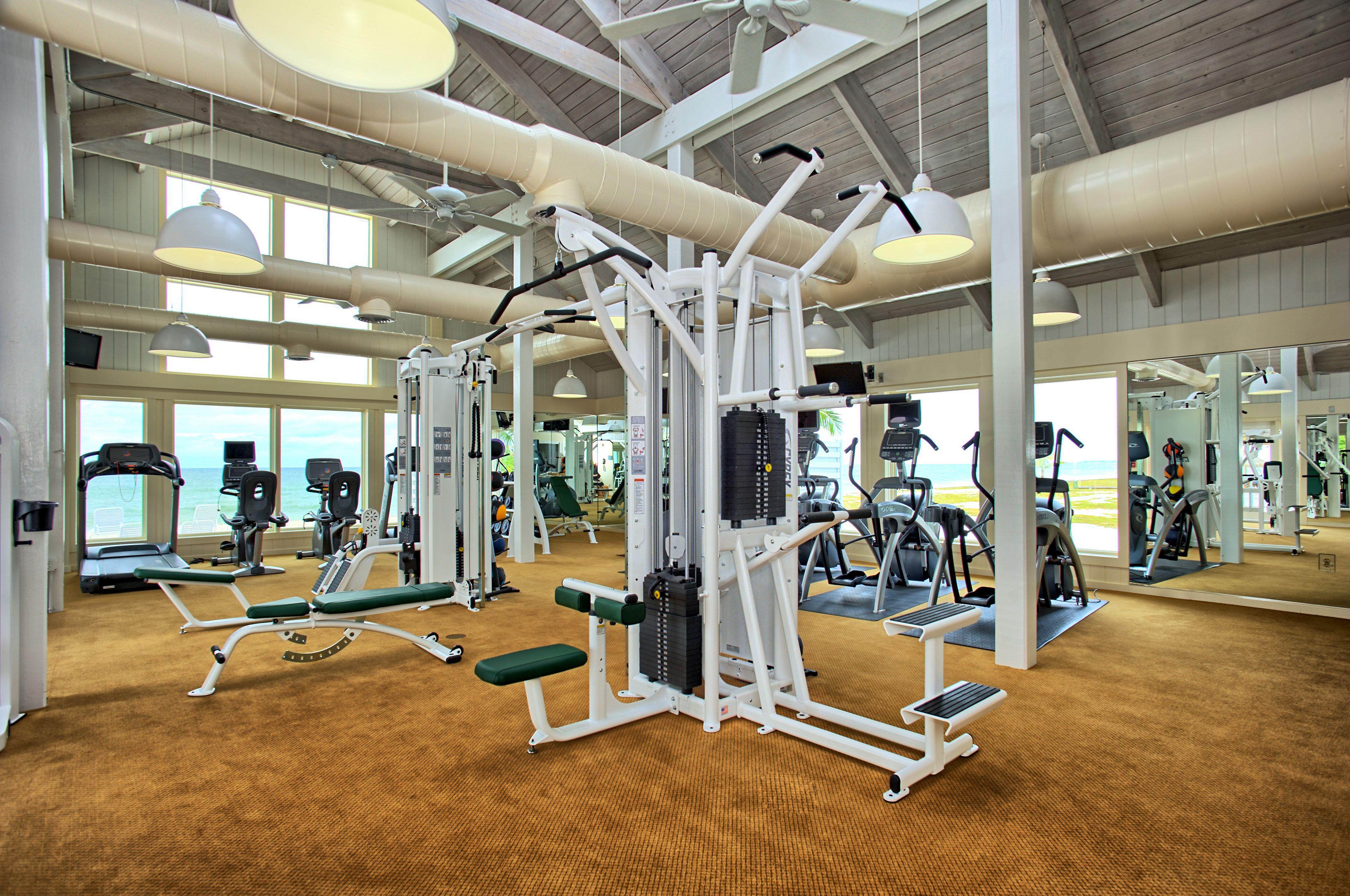 The Fitness Center Gym Fitness Center Gym Equipment