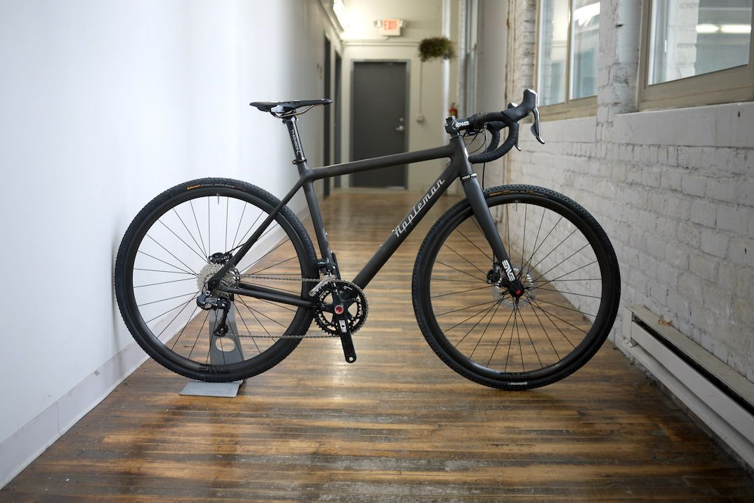 Appleman Cyclocross Race Machine Titanium Logos Di2 The Ultimate Cx Racer Bici