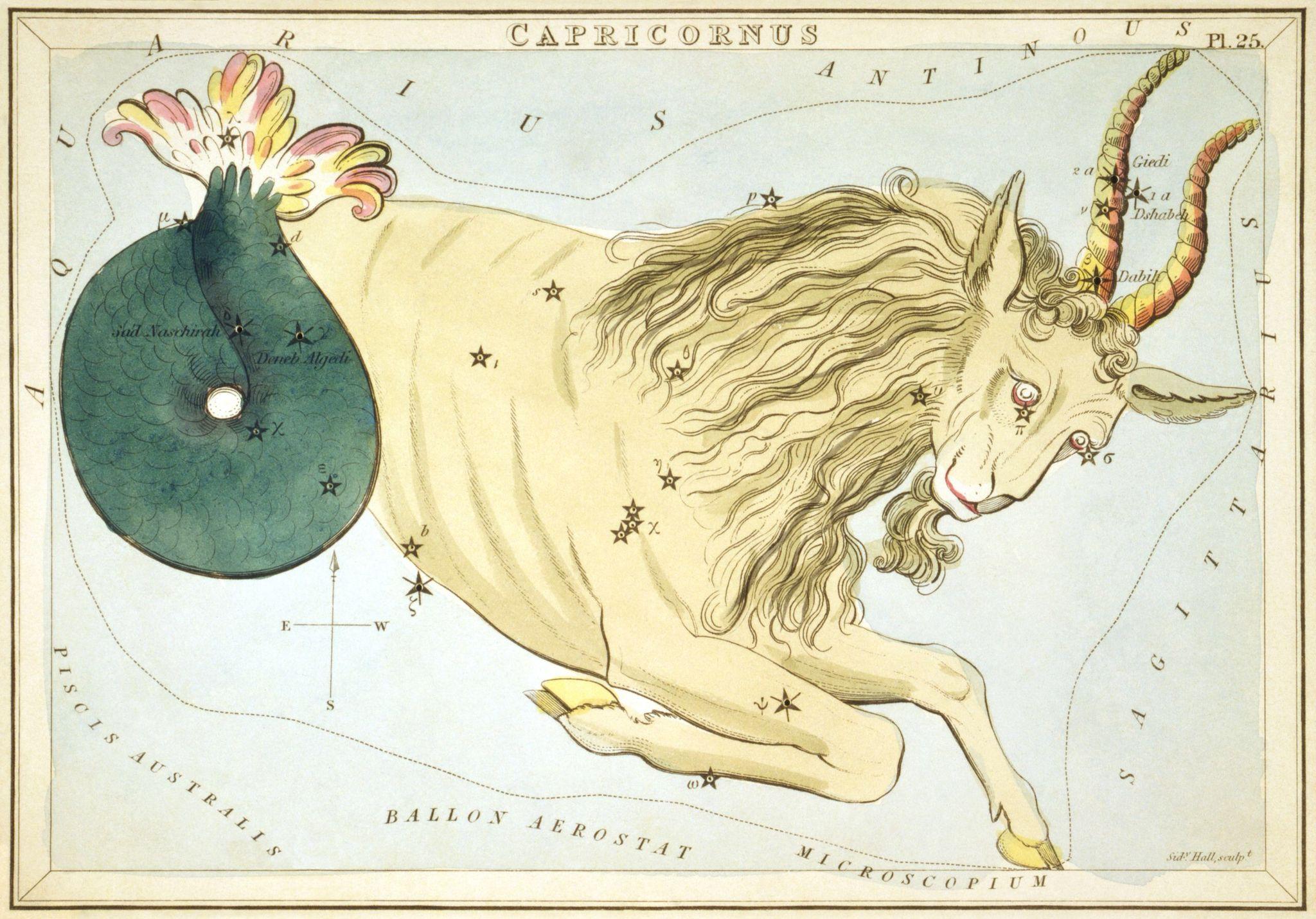 Capricious constellation