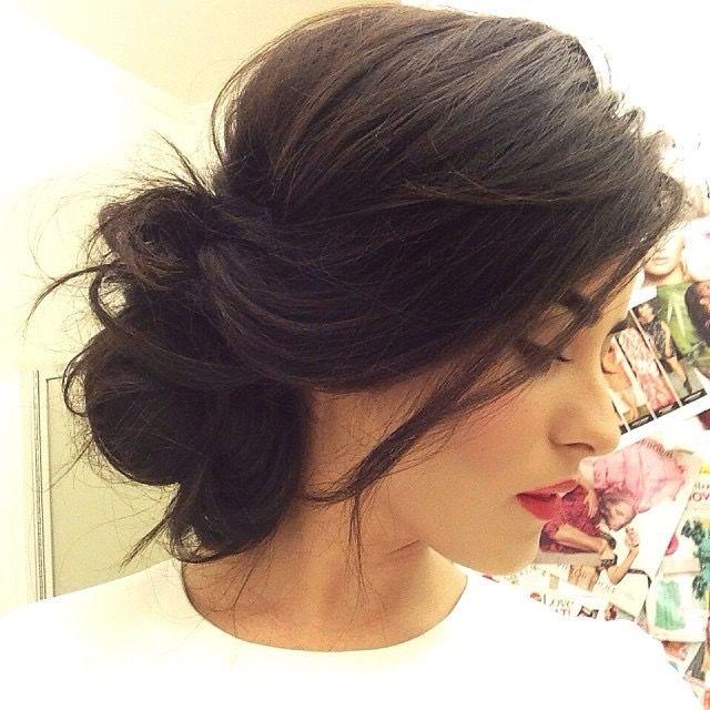 Elegant But Messy Hair Styles Long Hair Styles Hair Beauty