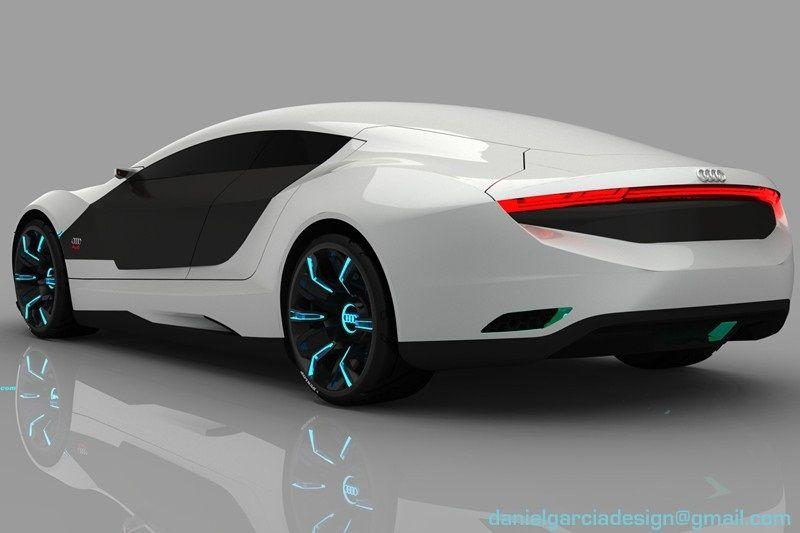 audi Hot Cars | Daniel Garcia's Audi A9 Concept Daniel Garcia's Audi