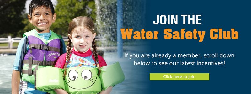 Join Cook Children S Water Safety Club Water Safety Water Safety Lessons Safety