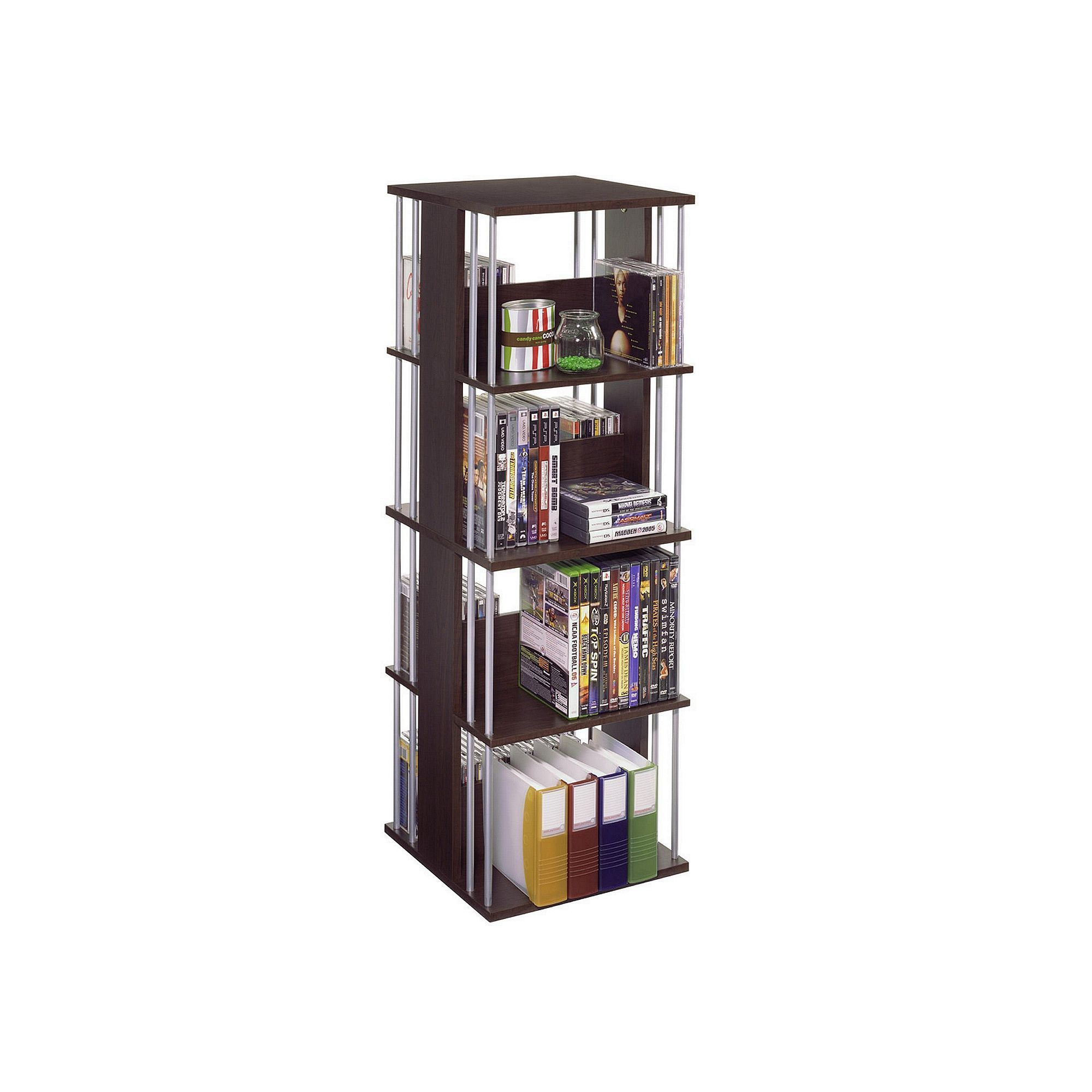 Atlantic Typhoon Multimedia Spinning Storage Tower Media Storage