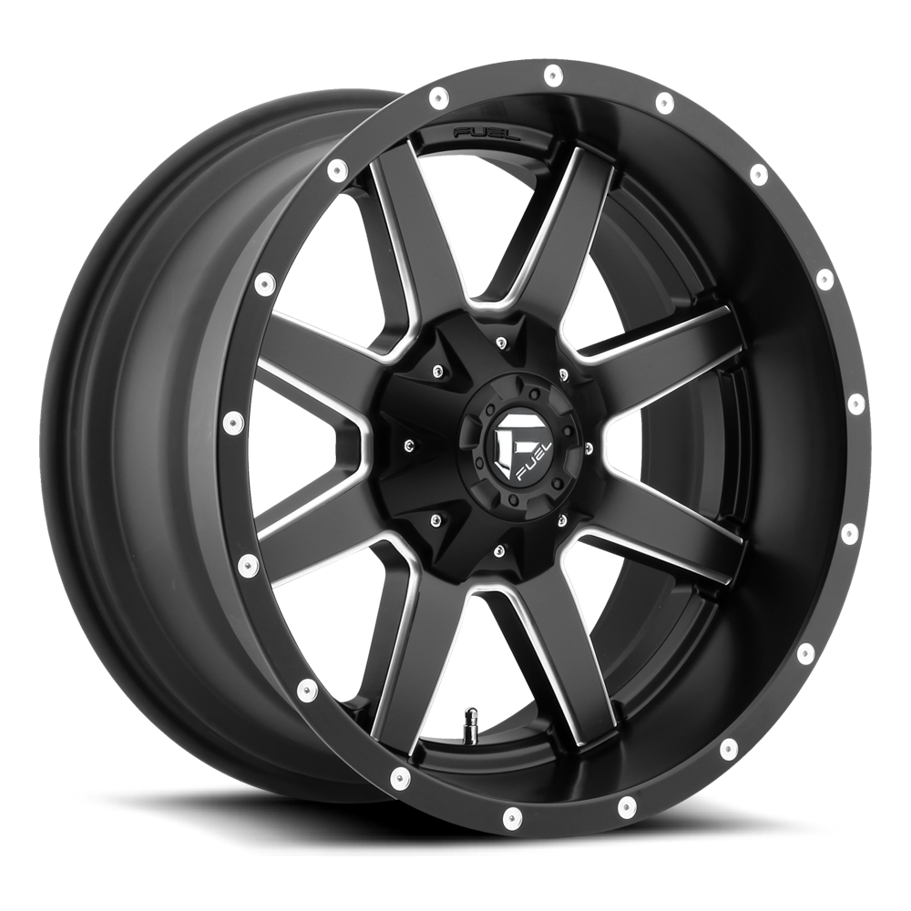 Fuel off road manufactures the most advanced off road wheels offering the latest