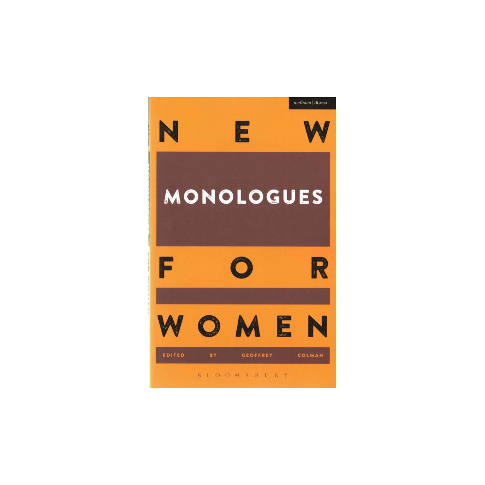 New Monologues for Women (Paperback)
