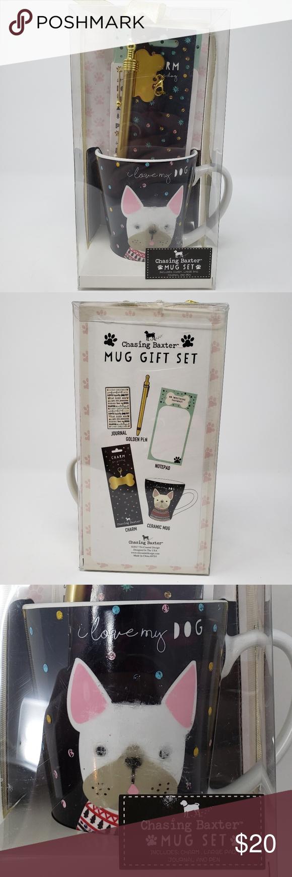 Chasing Baxter Mug Gift Set