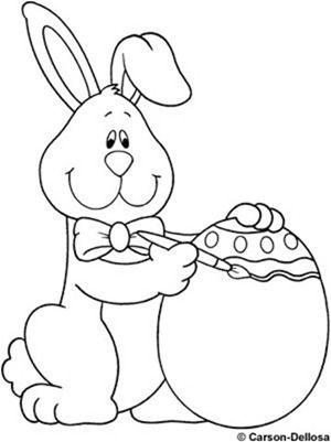 feliz pascua coloring pages | pascoa-desenho-colorir-67 | DESENHOS E MOLDES | Easter ...