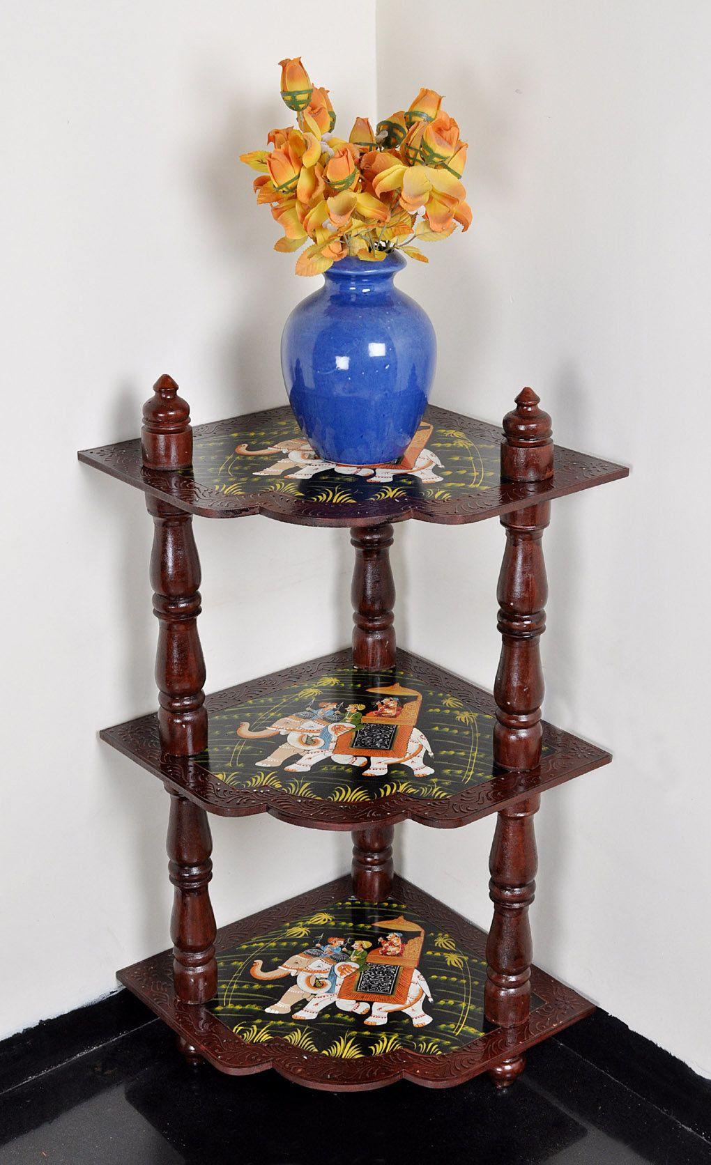 Pin on Corner Table