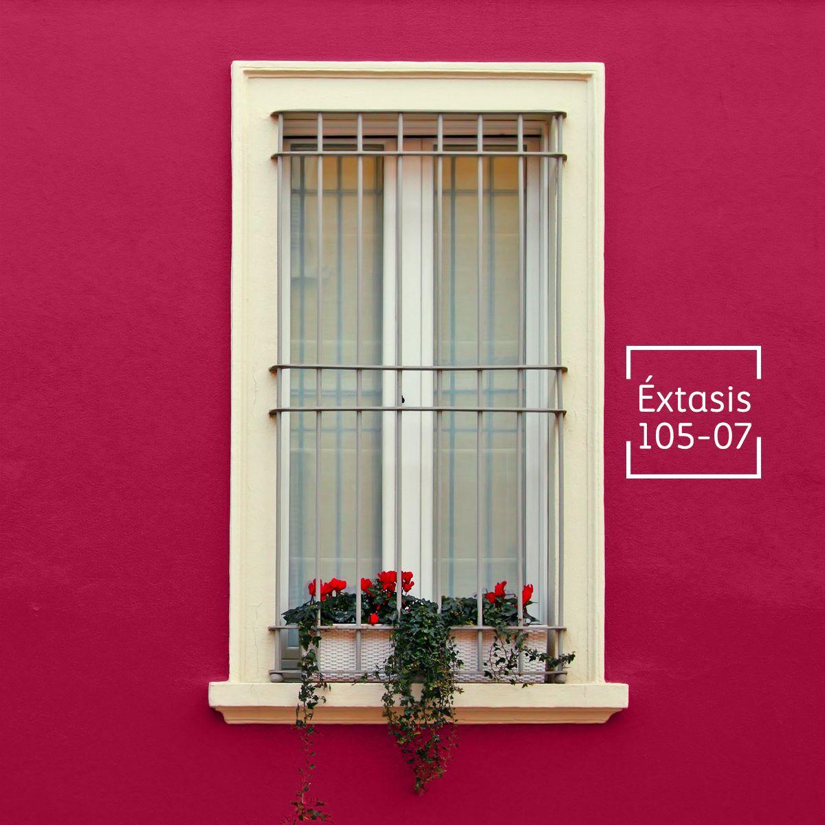 Tu fachada lucir incre ble con comex y resaltar esos - Fachadas de casas pintadas ...