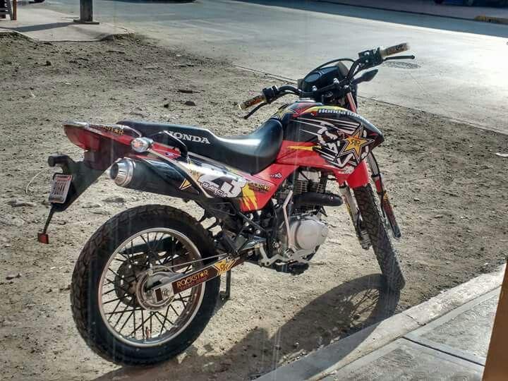 Honda Xr 150l Bross Esportes