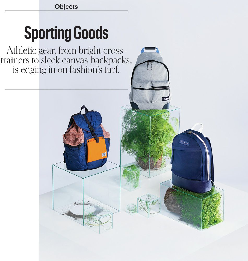 Sporting Goods - Interactive Feature - T Magazine