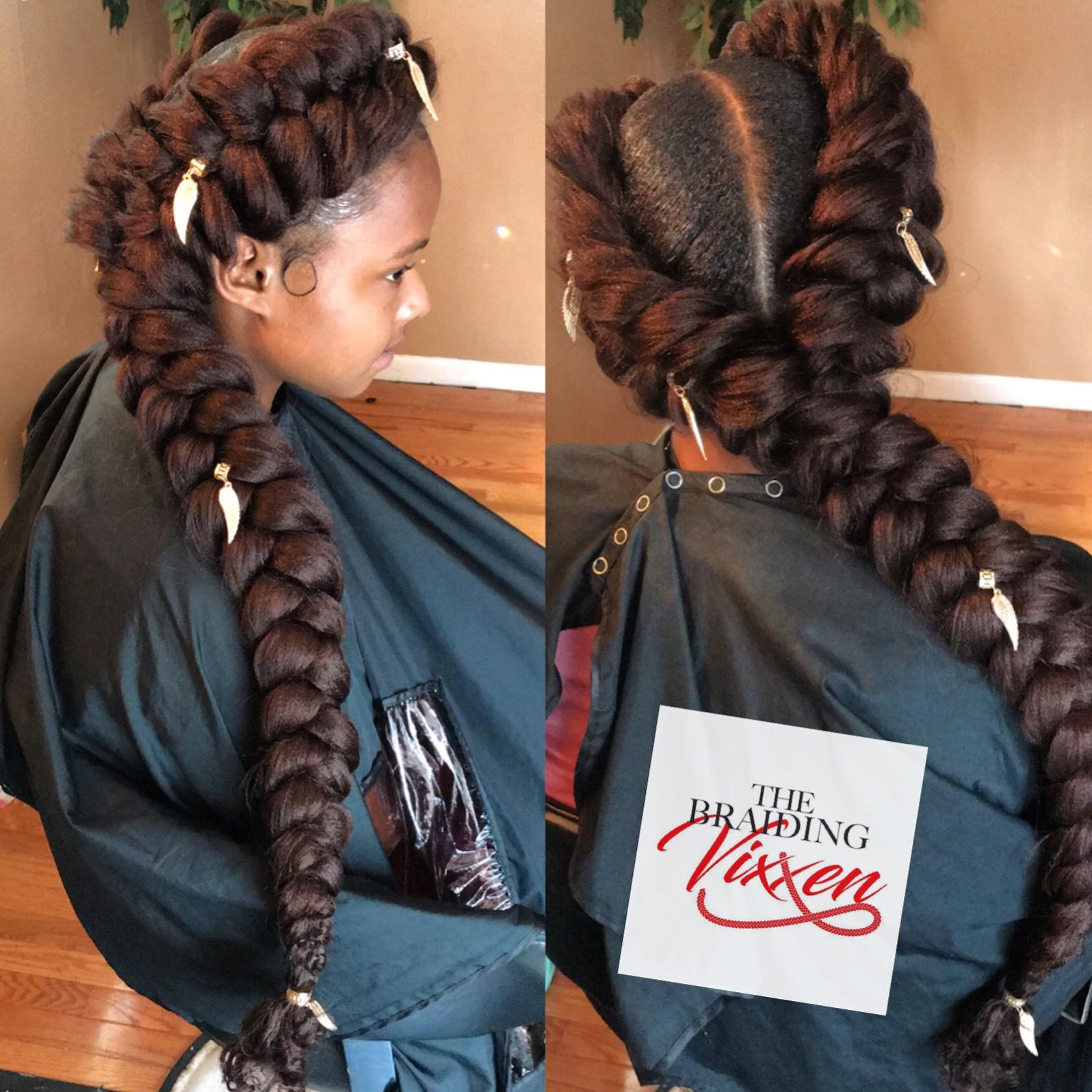 butterfly braids braided hairstyles