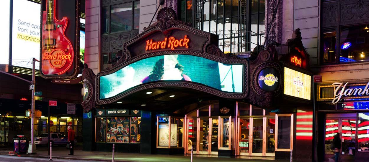 Hrc New York City Cafe New York Cafe Nyc Hard Rock Cafe Nyc