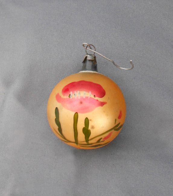 Hand Blown Glass Christmas Ornaments Poland