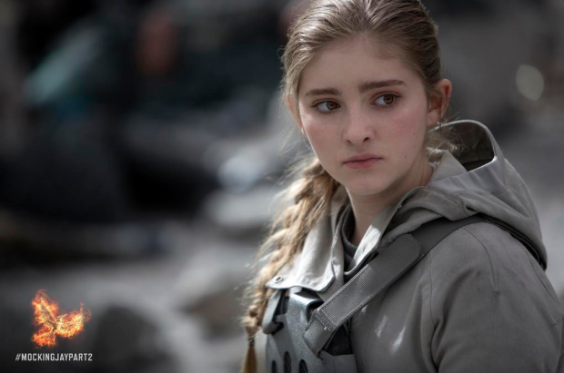 Image result for primrose everdeen medic