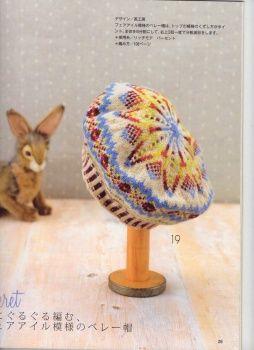 model de caciulita (basc)