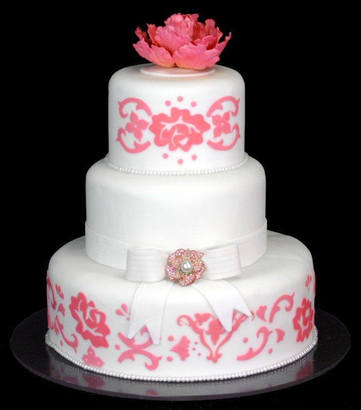 Pearl Cake Ideas