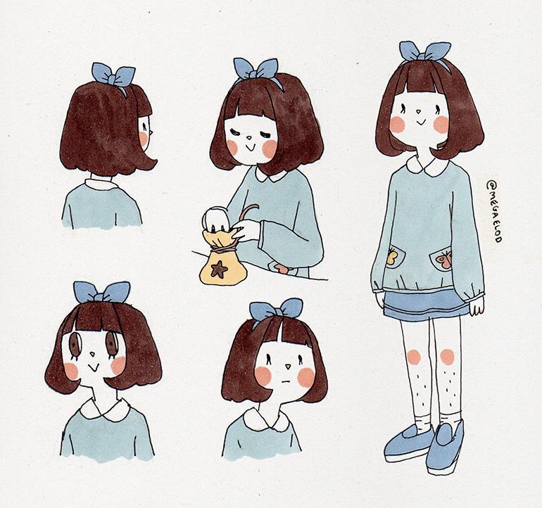 Aesthetic Animal Crossing Characters