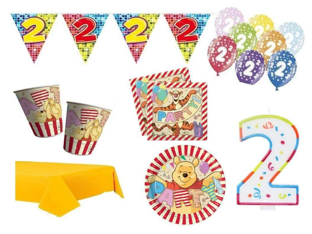 12 Girlanden Papier Ø 12 cm 6 m farbig Party Deko Geburtstag