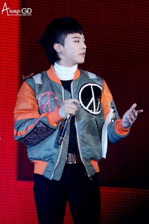 GDRAGON #JAPAN MADE Tour in OSAKA Day3 112115